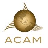 ACAM Logo Gold Text N2